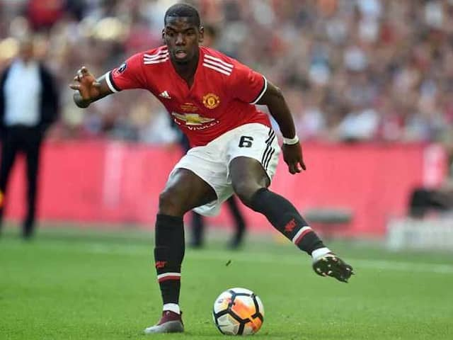 Paul Pogba Still Happy At Manchester United, Insists Jose Mourinho