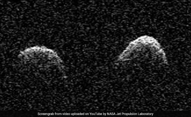 Watch: Rare Asteroid Duo Dances In The Stars