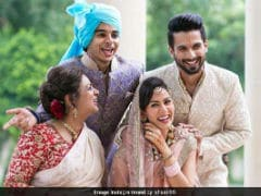 <I>Dhadak</I> Star Ishaan Khatter Is 'Proud To Be Identified As Shahid Kapoor's Brother'
