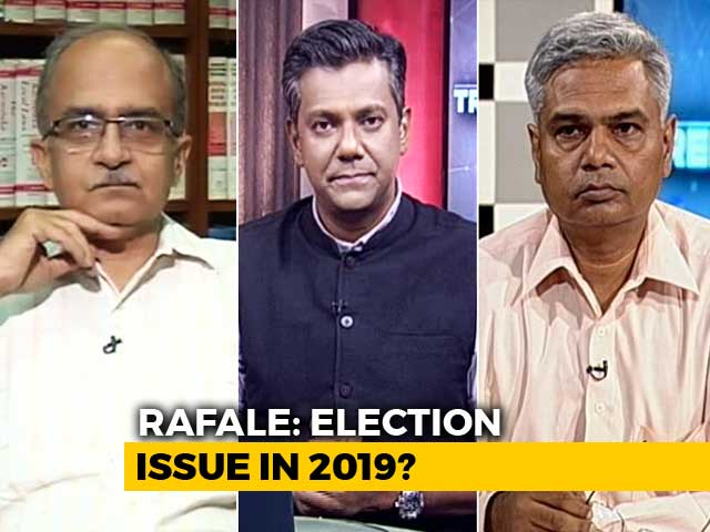 Video : 'Bigger Than Bofors' Or 'Reprocessed Lies': The Rafale Controversy