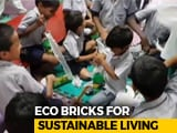 Video : Building Eco-Bricks By Recycling Plastic
