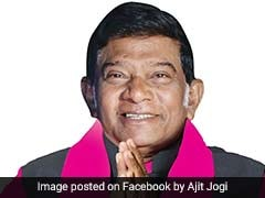 """Chhattisgarh Lost Its Patriarch"": Politicians Condole Ajit Jogi's Death"