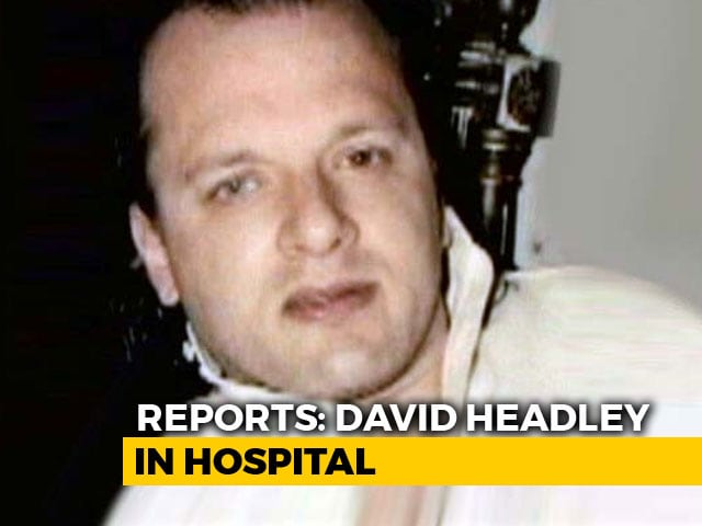 Video : 26/11 Convict David Headley In ICU After Attack In US Prison: Reports
