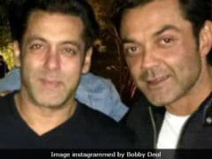 Salman Khan's Power Is Why <i>Race 3</i> Was A Hit Despite Negativity: Bobby Deol