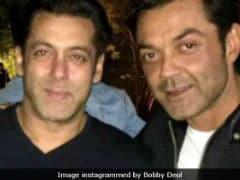 Salman Khan's Power Is Why <i>Race 3</i> Was A Hit Despite Negativity: Bobby Deol