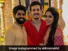 Rajamouli's Son Karthikeya Engaged To Pooja Prasad. Akhil Akkineni Posts Pic