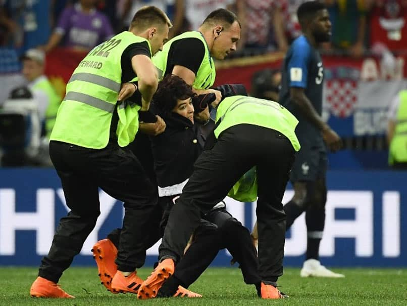 World Cup 2018: Russias Pussy Riot Claim World Cup Pitch Invasion