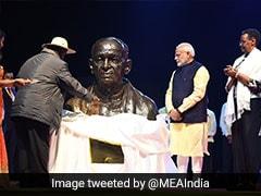 PM Modi Unveils Sardar Patel's Statue At Community Event In Uganda