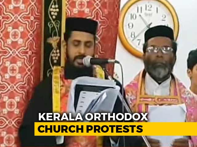 "Video : Kerala Church Says Can't Ban Confessions, Cites ""Religious Freedom"""