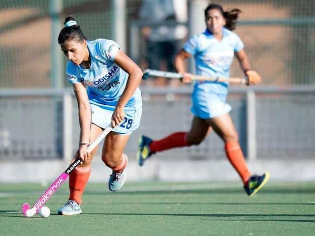 Womens Hockey World Cup: India Clash Against Higher Ranked USA In Do-Or-Die Game