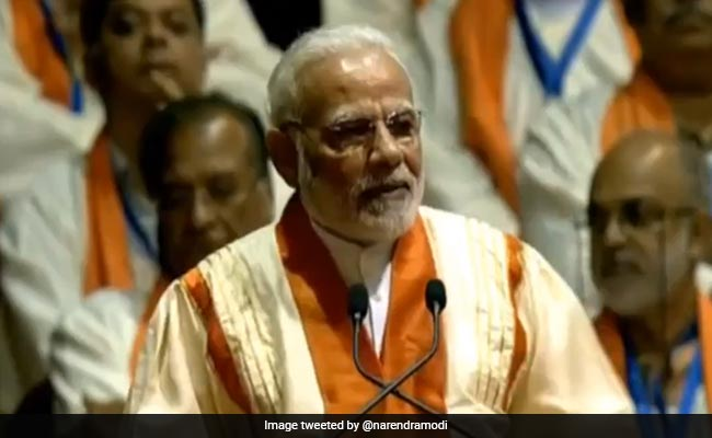 Nation Proud Of What IITs Have Achieved, Says PM Modi