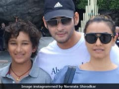 Mahesh Babu, Namrata Shirodkar's Posts For Son Gautham Are So Lovely That We Can't Decide Which One's The Winner