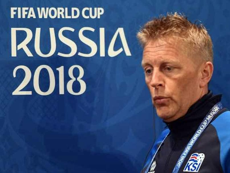 Iceland's World Cup Coach Heimir Hallgrimsson Steps Down