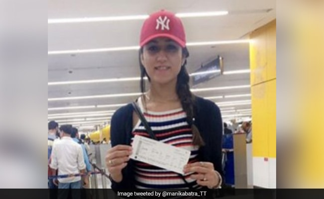Manika Batra, Teammates Denied Air India Flight, Told 'Overbooked'
