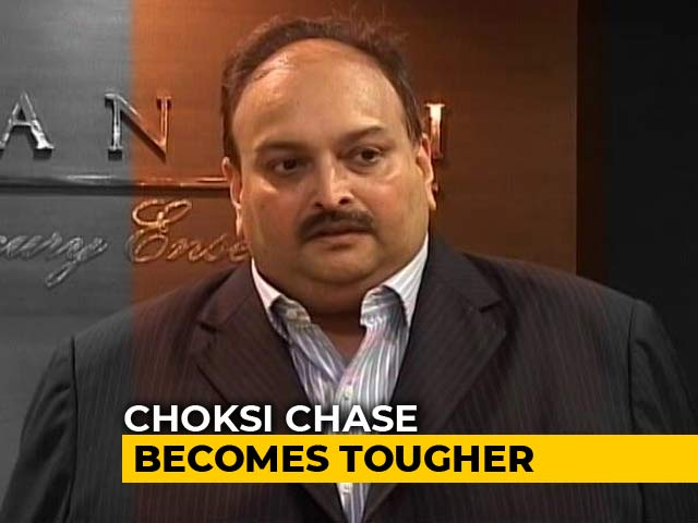 "Video : Mehul Choksi Given Antigua Citizenship After ""Due Diligence"", Says Report"