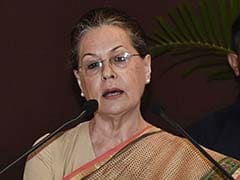 It May Be Sonia Gandhi Again From Raebareli: Sources
