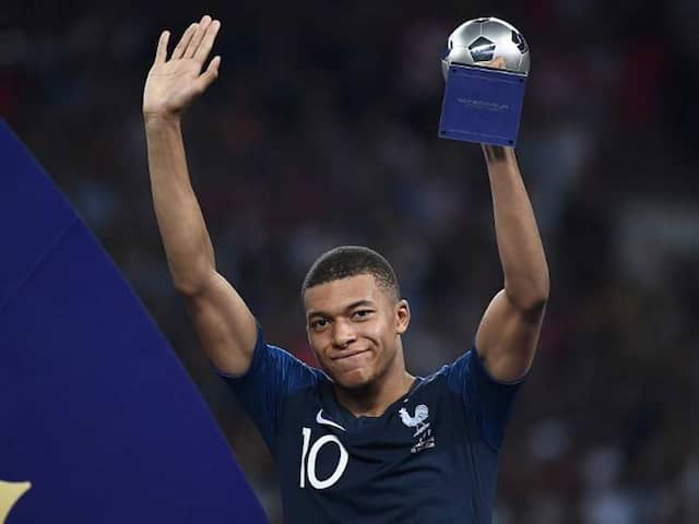Frances Mbappe Made Around $500,000 At World Cup. Its All Reportedly Going To Charity