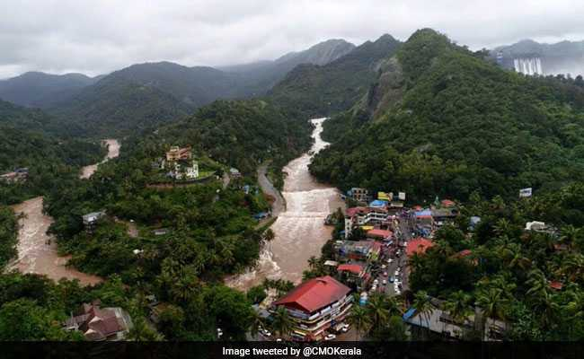 Rajnath Singh Lands In Kerala, State On High Alert For Heavy Rain