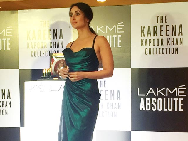 Video : Kareena Kapoor Speaks About Her Signature Makeup Line