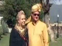 """Love Everything About Kashmir"": Poland Couple Remarries In Srinagar"