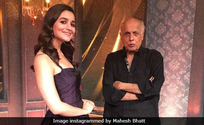 When Asked About Alia Bhatt And Ranbir Kapoor's Rumoured Wedding, Mahesh Bhatt Said...