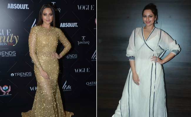 Sonakshi Sinha Notches Up Her Style Game On And Off The Red Carpet