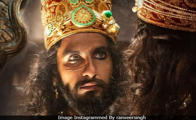 How Acting Along With Ranveer Singh In 'Padmaavat' Helped His Co-Star For A Show
