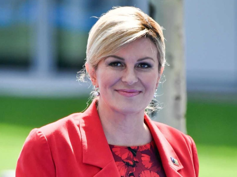 Croatian President 'Can't Wait' For World Cup Final