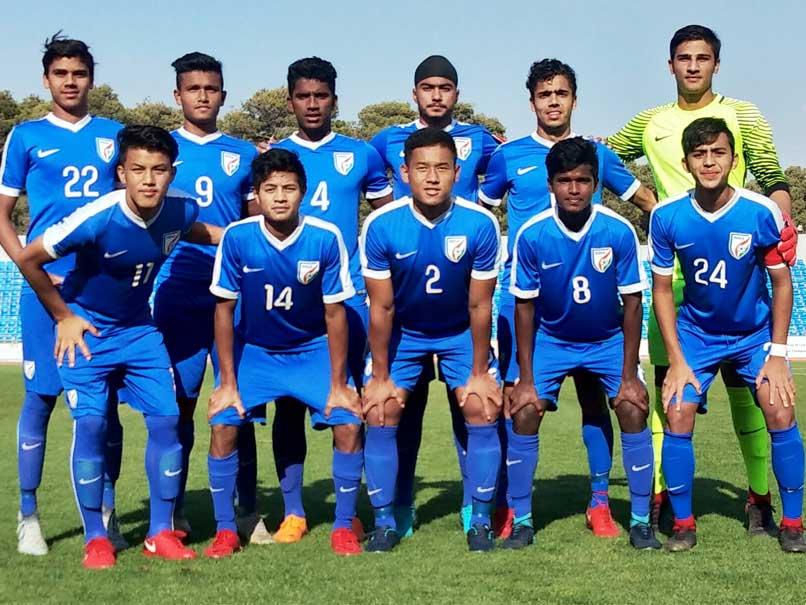 India U-16 Team Blank Yemen 3-0 In WAFF U-16 Championship