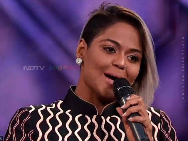 Singer Ramya