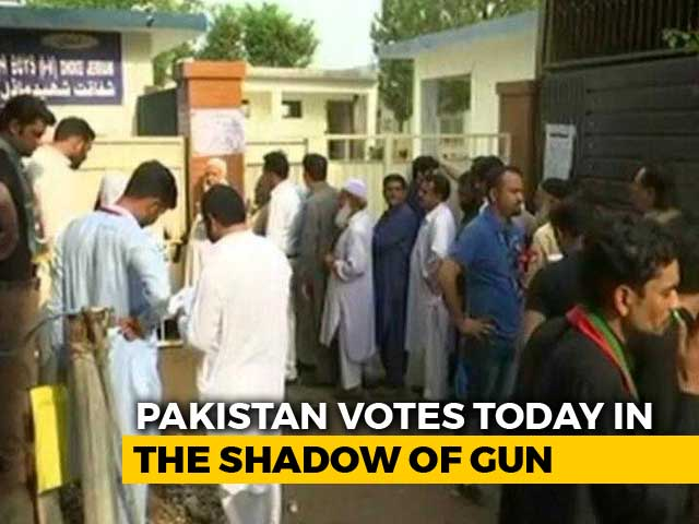 Video : As Pak Votes For New Government, An Analysis Of What To Expect
