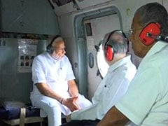 PM Surveys Kerala Floods, Grants Rs 500-Crore Emergency Aid: 10 Points