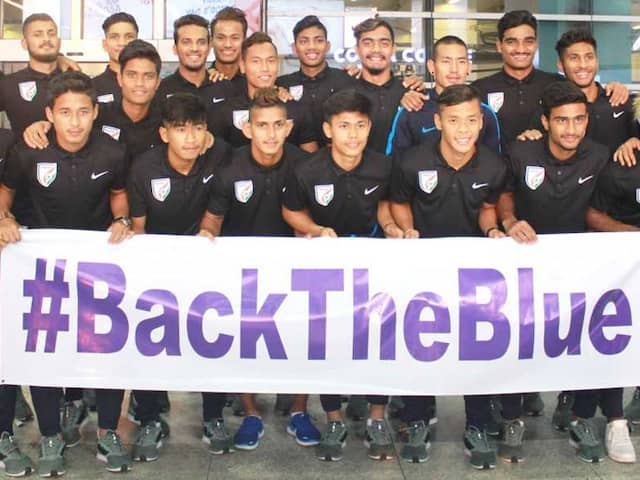 India Under-20 Football Team Return Home After Stunning Exploits At COTIF Cup