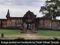 India Signs Agreement To Renovate Cambodia's Lord Shiva Temple