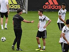 Mesut Ozil Resignation Took Germany Coach Joachim Loew By Surprise