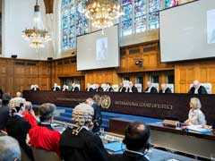 "Iran Accuses United States Of ""Economic Strangulation"" In UN Top Court"