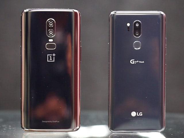 Video : LG G7+ ThinQ vs OnePlus 6: Is This LG's Big Comeback?