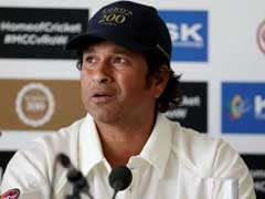 Sachin Tendulkar Links Up With Middlesex To Form Academy