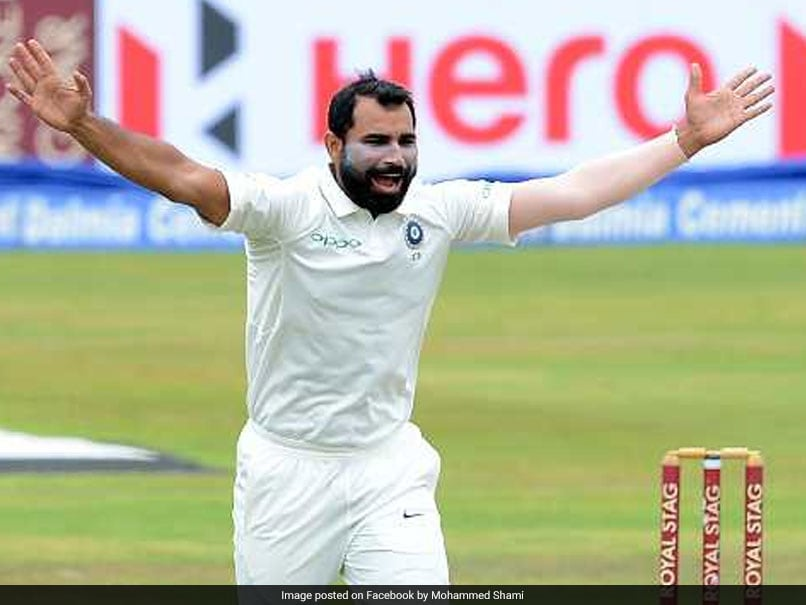 Mohammed Shami Says He Battled Off-Field Problems Through Cricket