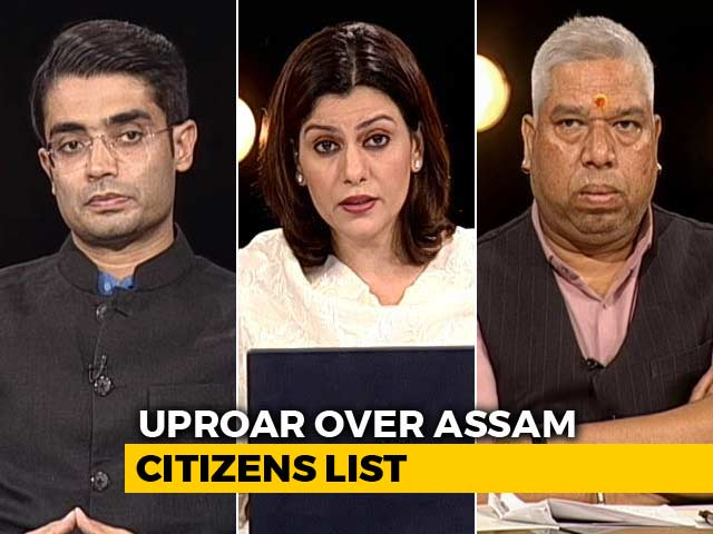 Video : Assam Citizens List: What Happens To Those Who Will Lose Their Citizenship?