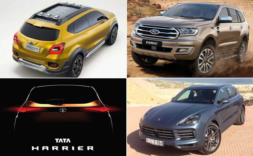 The SUV segment will grow two  folds by 2018 thanks to new launches