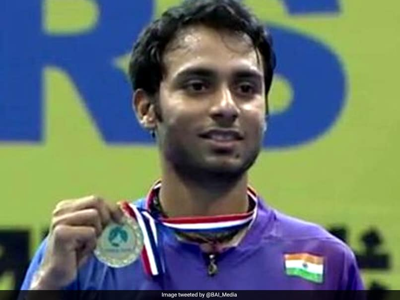 Shuttler Sourabh Verma Wins Russian Open