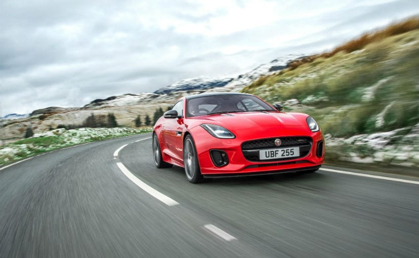 The Jaguar F-Type continues to be offered in the higher-spec V6 and V8 engines