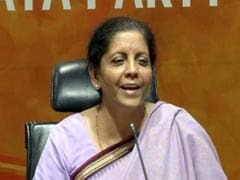 No Question Of Engaging Opposition On Rafale Deal: Nirmala Sitharaman