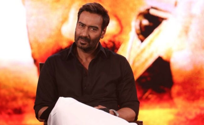 Ajay Devgn To Make Tamil Debut With Kamal Haasan's Indian 2?