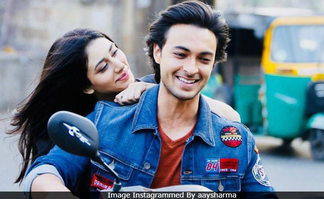 Loveratri's Warina Hussain And Aayush Sharma Fined For Riding Bike Without Helmets In Gujarat: Reports