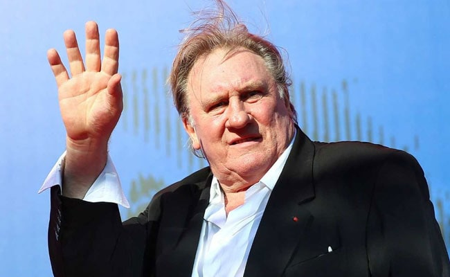 French Actor Gerard Depardieu Faces Rape Investigation, Denies Wrongdoing