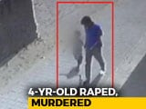 Video : 4-Year-Old Raped, Stabbed, Dumped In Container In Haryana's Faridabad
