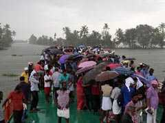 Over 4,000 Displaced People Still In 120 Kerala Camps