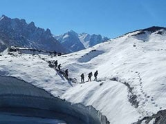 Army Recovers Helicopter Stuck In Snow At 18,000 Feet At Siachen Glacier